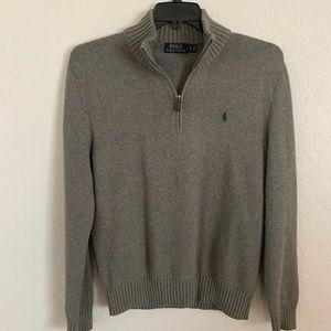 Polo by Ralph Lauren Half Zip Pullover Sweater